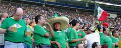 メキシコサポーターの皆様